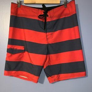 Rusty board shorts